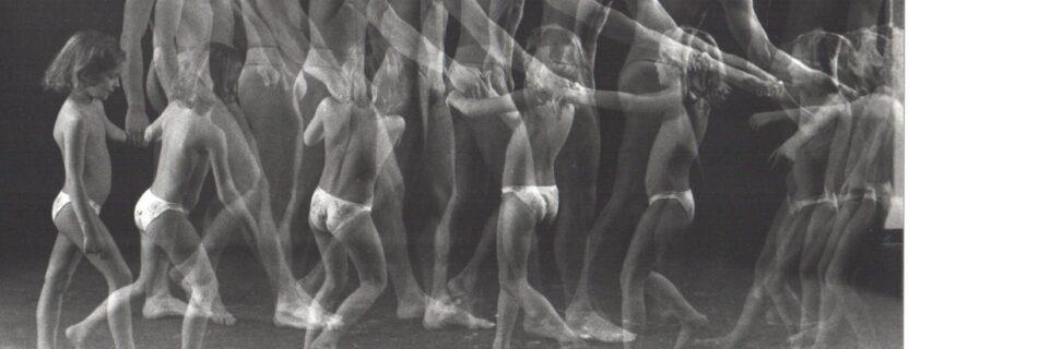 Foto 1) Studio Documentale- ripresa stroboscopica a velocità differenziate.